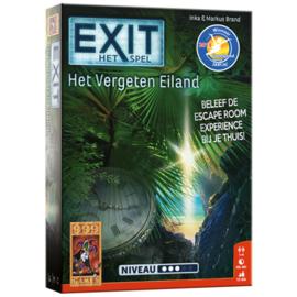 Spel EXIT : Het Vergeten Eiland