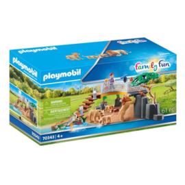 Playmobil 70343 Leeuwen in het Buitenverblijf