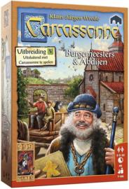 Carcassonne Burgemeesters en Abdijen (uitbreiding)