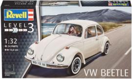 Volkswagen Beetle Revell: schaal - 1:32