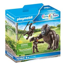 Playmobil 70360 Gorilla met baby's