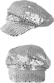 Glitter Pet  Zilveren Pailletten