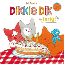 Boek Dikkie Dik is Jarig!