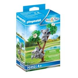 Playmobil 70352 Koala's met Baby
