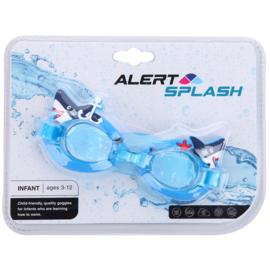 Alert Splash Chloorbril Figuur 3-12 Jaar Maat S/M 3 Assorti