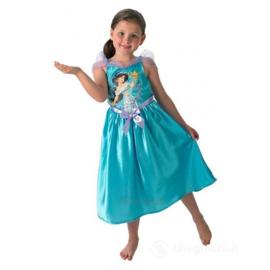 Prinses Jasmine Jurk One Size (Maat 128/134)