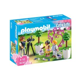 Playmobil 9230 Fotograaf met Bruidskinderen