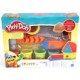 Play-Doh Carpenter Role Play