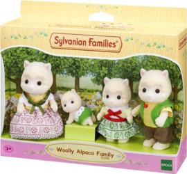 Sylvanian Families 5358 Familie Alpaca