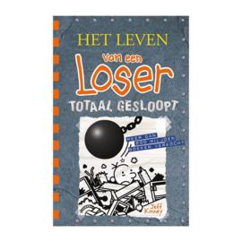 Boek Het Leven van een Loser Totaal Gesloopt