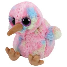 TY Pluche 24 cm  Vogel Kiwi