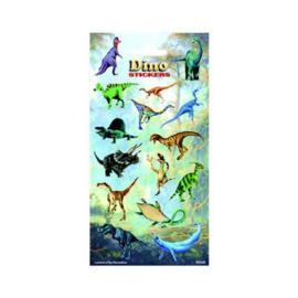 Stickers Dinosaurussen 15 stuks
