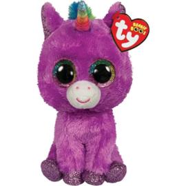 Ty Rosette Unicorn - Beanie Boos 15 cm