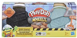 Play-Doh Wheels Buildin Compound Cement