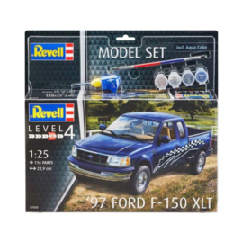 Bouwdoos '97 Ford F-150 XLT Model Set