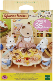 Sylvanian Families 5104 Feestset Créche