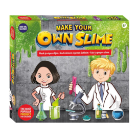 Maak Je Eigen Slime Laboratorium