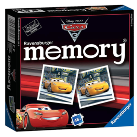 Spel Cars 3 Mini Memory