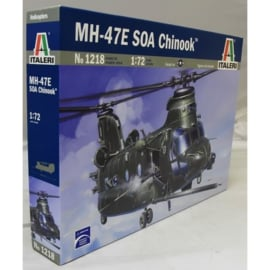 MH-47E SOA Chinook - 1:72