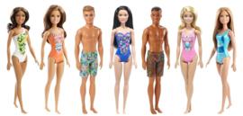 Barbie Beach Poppen Verschillende Uitvoeringen