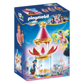 Playmobil 6688 Super 4 Musical Flower Towerr Twinkle en Donella