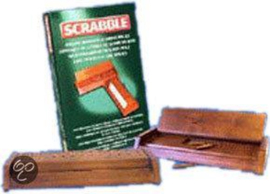 Scrabble Houten Scorebord