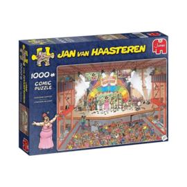 Puzzel Jan Van Haasteren Eurosong Contest 1000 Stukjes