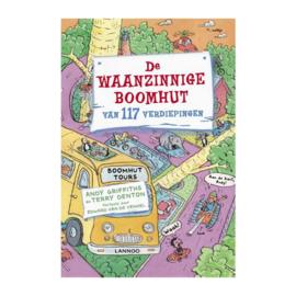 Boek De  Waanzinnige Boomhut van 117 Verdiepingen