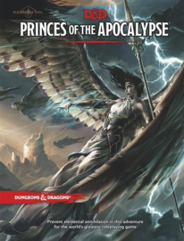 D&D 5.0 - PRINCES OF THE APOCALYPSE TRPG