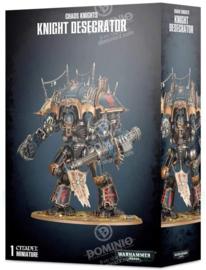 Chaos Knights: Ridder Desecrator/Rampager