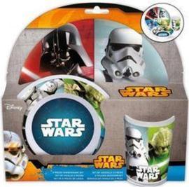 Star Wars Melamine Set