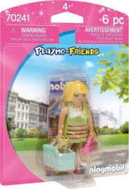 PLAYMOBIL PLAYMO-Friends It-girl met chihuahua - 70241