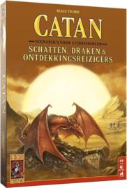 Catan : Schatten, Draken & Ontdekkingsreiziger (uitbreiding)