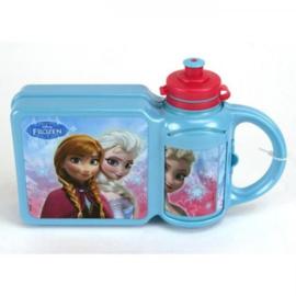 Lunchbox + Drinkfles Frozen