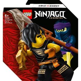 Lego Ninjago 71733 Epic Battle Set- Cole vs. Ghost Warrior