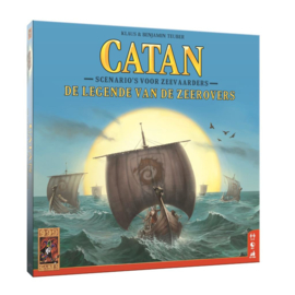 Catan de Legende van de Zeerovers