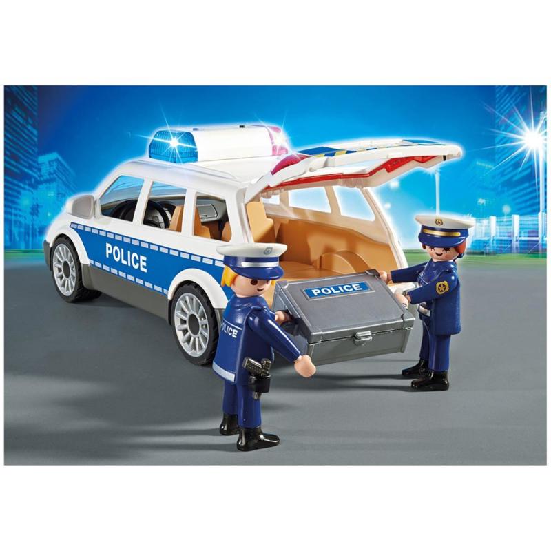 Playmobil 6920 Politiepatrouille met licht en geluid