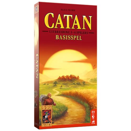 Catan 5/6 speler uitbreiding
