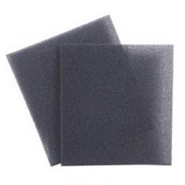 Filterdoek G3, kleur zwart 59,5x59,5x0,8cm