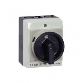 Aircoswitch 4P16A IP65 (M20)