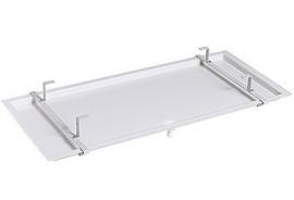 Condensopvangbak 790x390 mm, PVC voor buitenunit