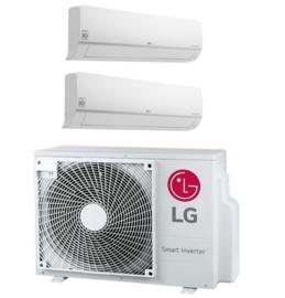LG MU2R15-0909 R32 DUO Complete Multisplit Set
