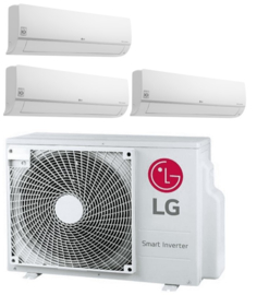 LG Triple Inverter Set