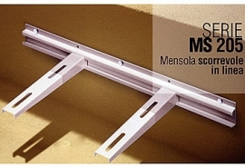 Wandconsole MS205
