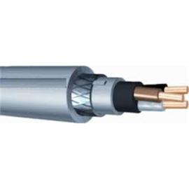 Stuurstroomkabel afgeschermd LIYCY 4x1,5mm2 rol 100m