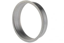 Aftakring ø 150 mm van gegalvaniseerd staal