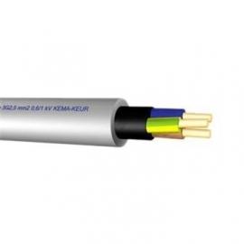 Voedingskabel YMvK 3x1,5mm2 rol 100m