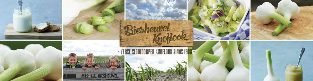Knoflookonline - Verse producten van Biesheuvel Knoflook