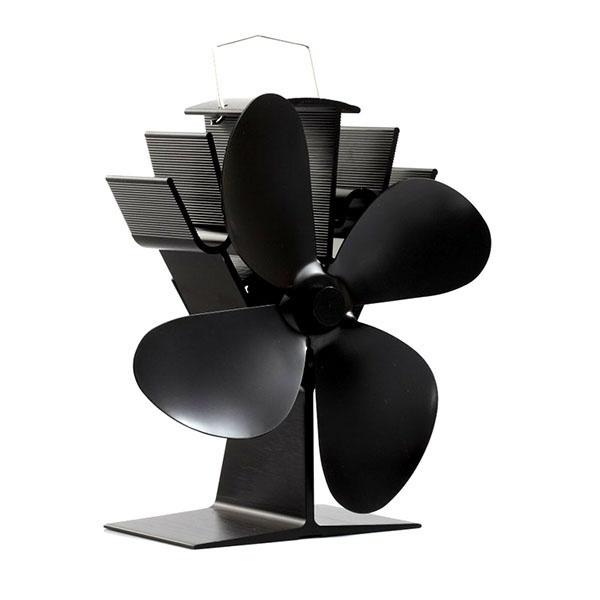 Welp Eco ventilator - Warmte aangedreven ventilator - Ecofan OW-34