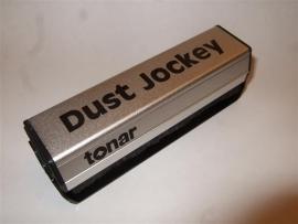 Tonar  Dust Jockey Record Brush / platenborstel incl. naaldborsteltje Tonar 3008